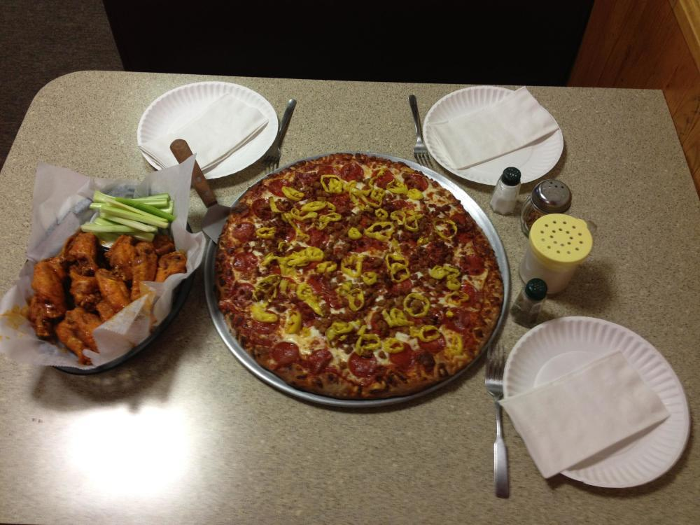 Lena's Pizza, Jamestown NY