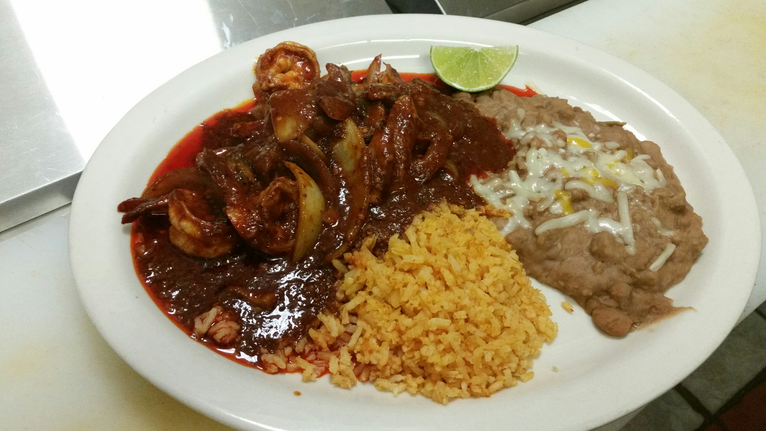 Santi's Mexican Grill And Banquet, Newman CA