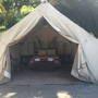 El Capitan Canyon - Goleta, CA. Safari tent