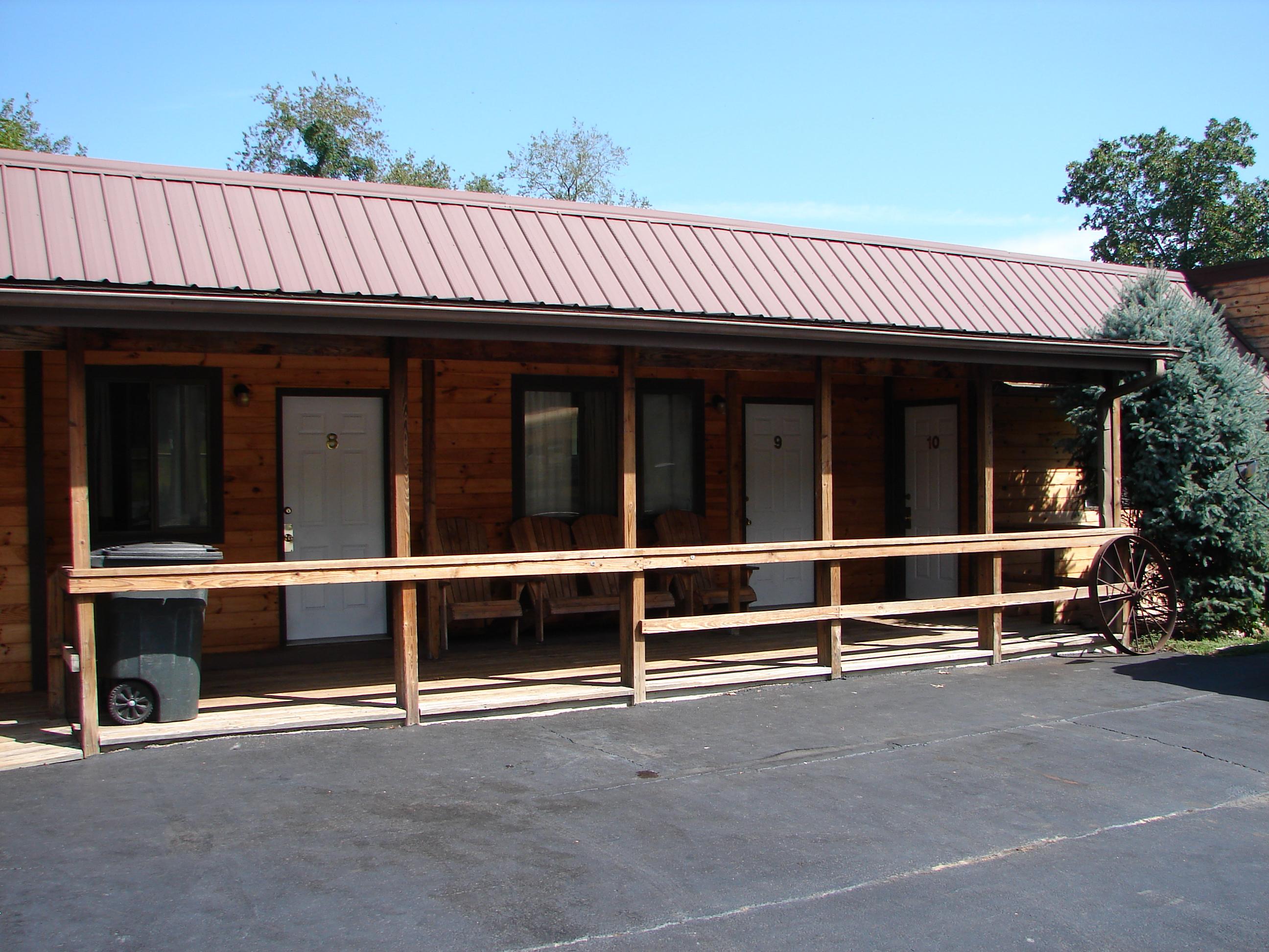 Big Spring Road Motel, Van Buren MO