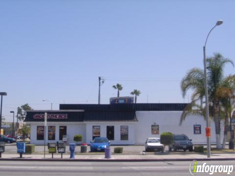 Jack in the Box, South Gate CA
