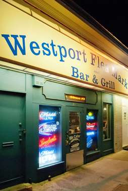 Westport Flea Market & Bar & Grill, Kansas City MO