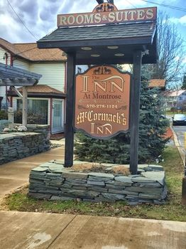 The Inn At Montrose Inc, Montrose PA