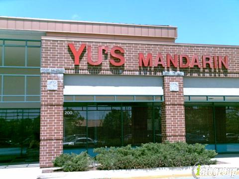 Yu's Mandarin Restaurant, Schaumburg IL