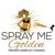 Spray Me Golden