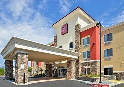 Comfort Inn, Redding CA