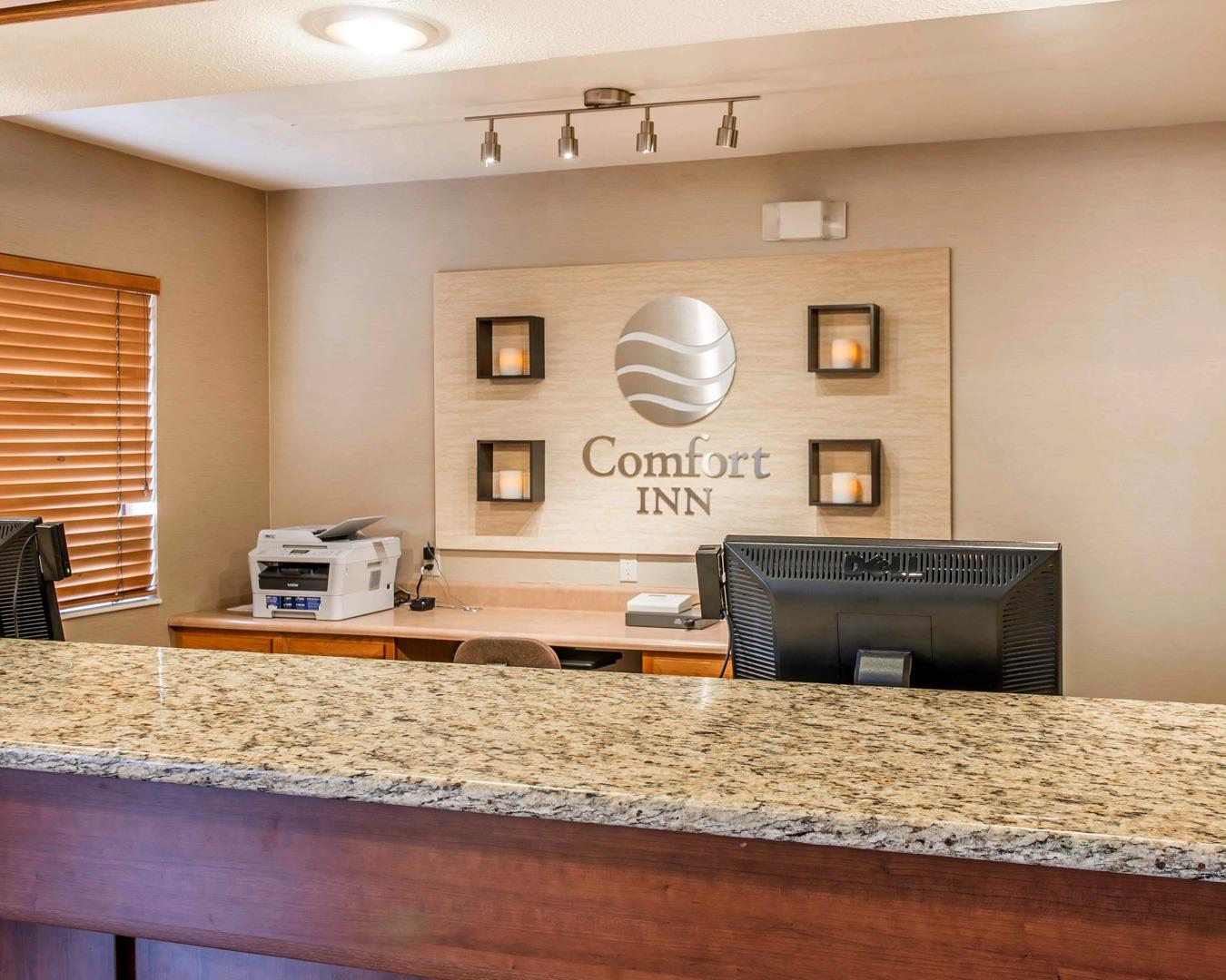 Comfort Inn, Salida CO
