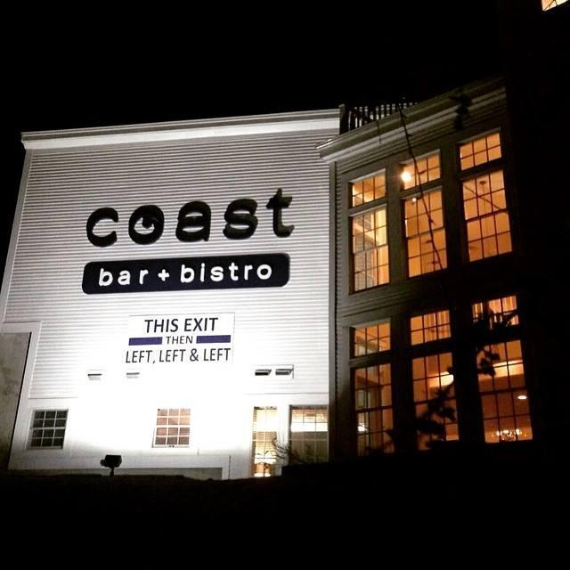 Coast Bar + Bistro, Brunswick ME