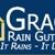 Gracy Rain Gutters