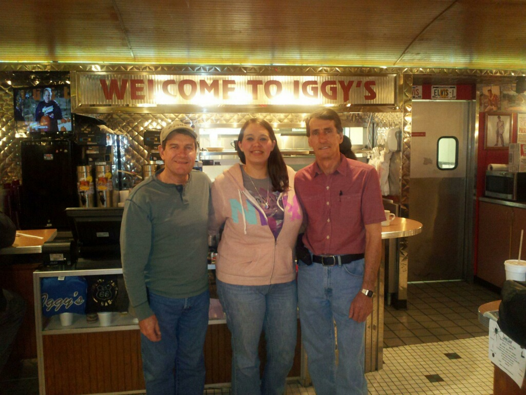 Iggy's Diner, Carthage MO