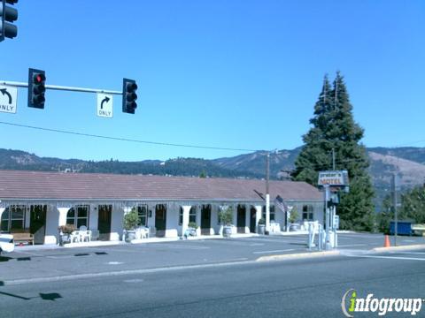 Prater's Motel, Hood River OR