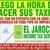 El Jarocho Income Tax