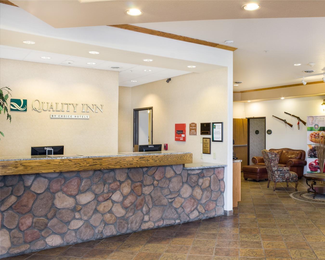 Quality Inn, Oacoma SD
