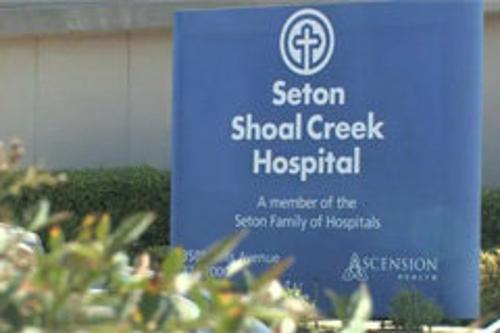 Seton Shoal Creek Hospital - Austin, TX