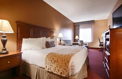 Best Western Golden Lion Hotel - Anchorage, AK