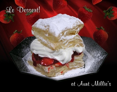Aunt Millie's Kitchen, Irving NY