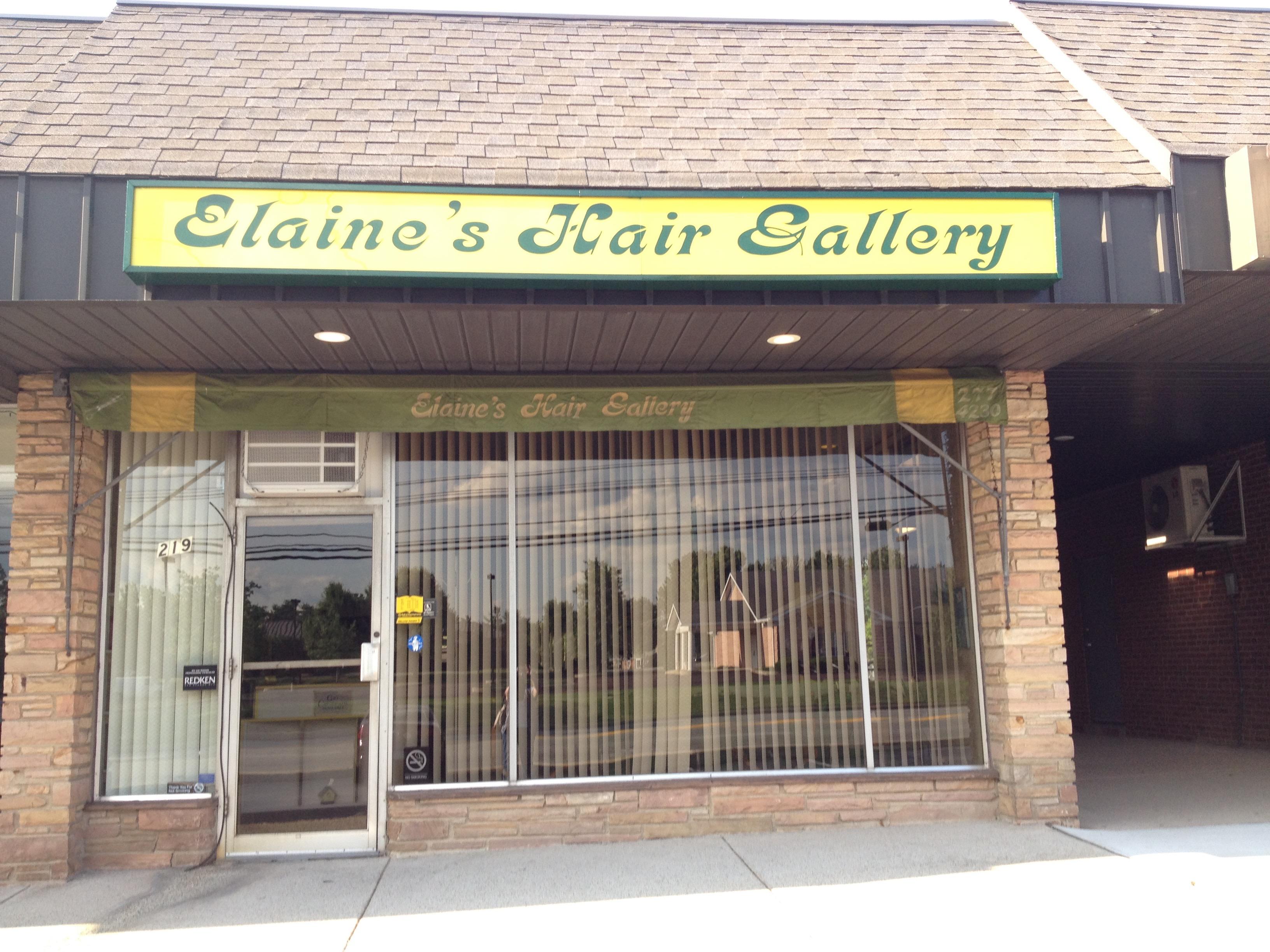 Elaine's Hair Gallery, Norristown PA