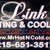 Link Heating and Cooling
