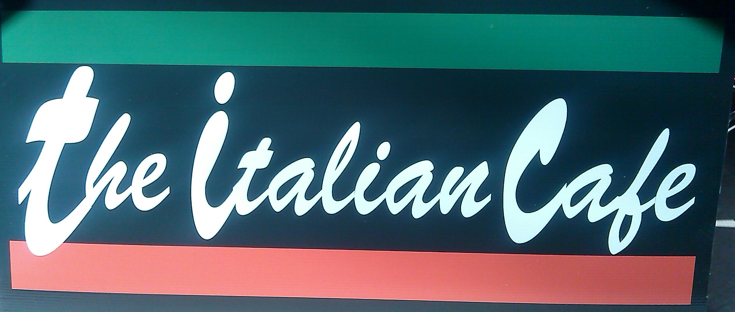 The Italian Cafe, Childersburg AL