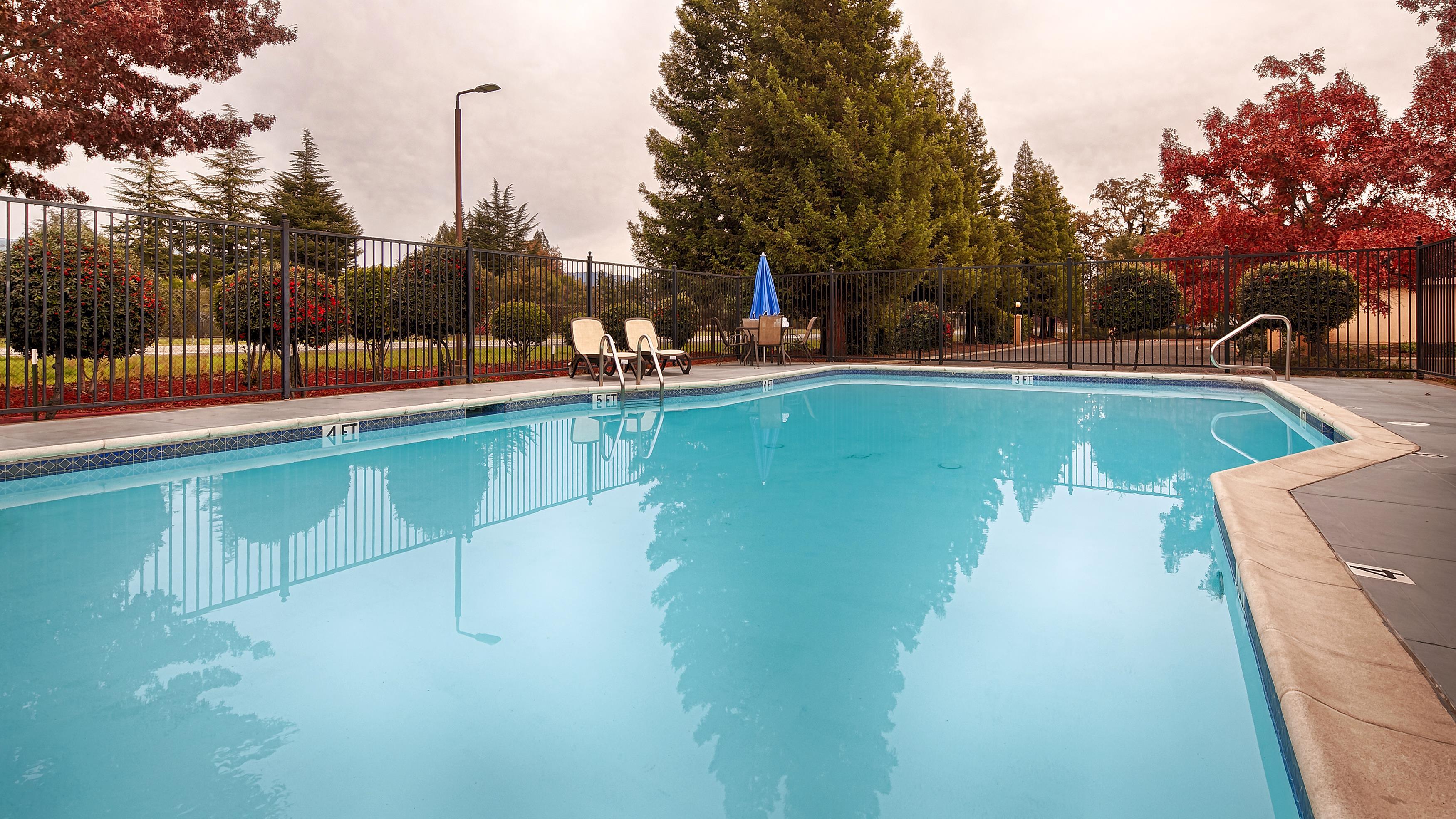 Best Western Orchard Inn, Ukiah CA