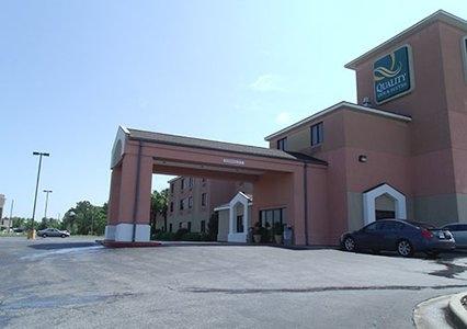 Quality Inn & Suites, Lake Charles LA