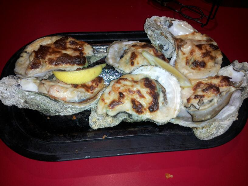 Wintzell's Oyster House, Mobile AL
