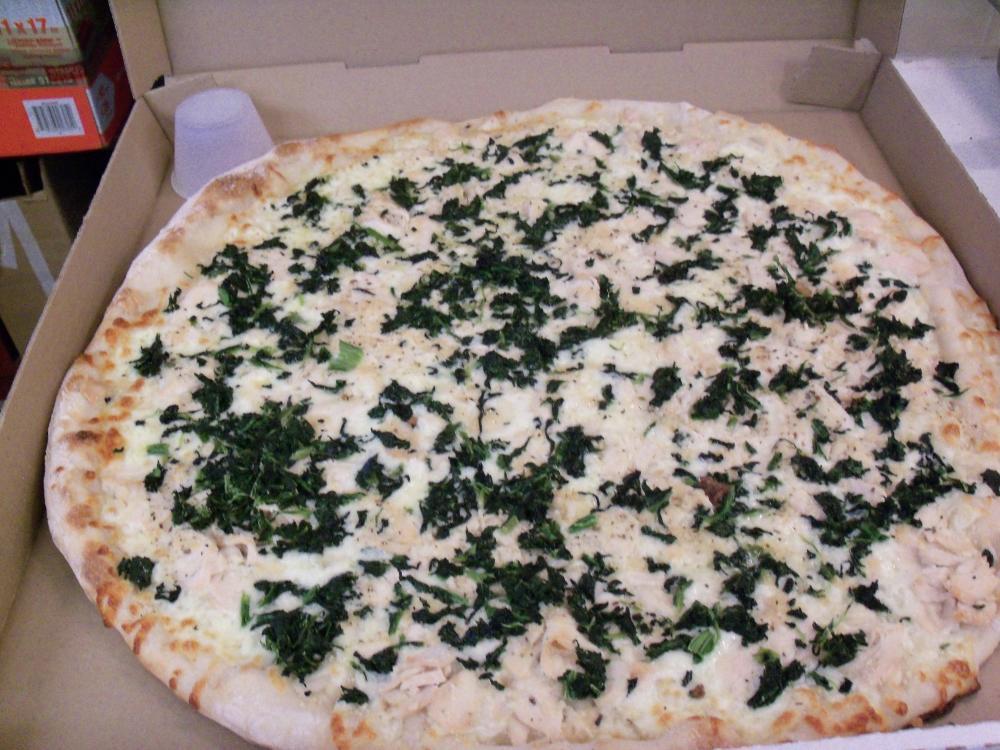 Leo's Pizzaria, Walpole MA