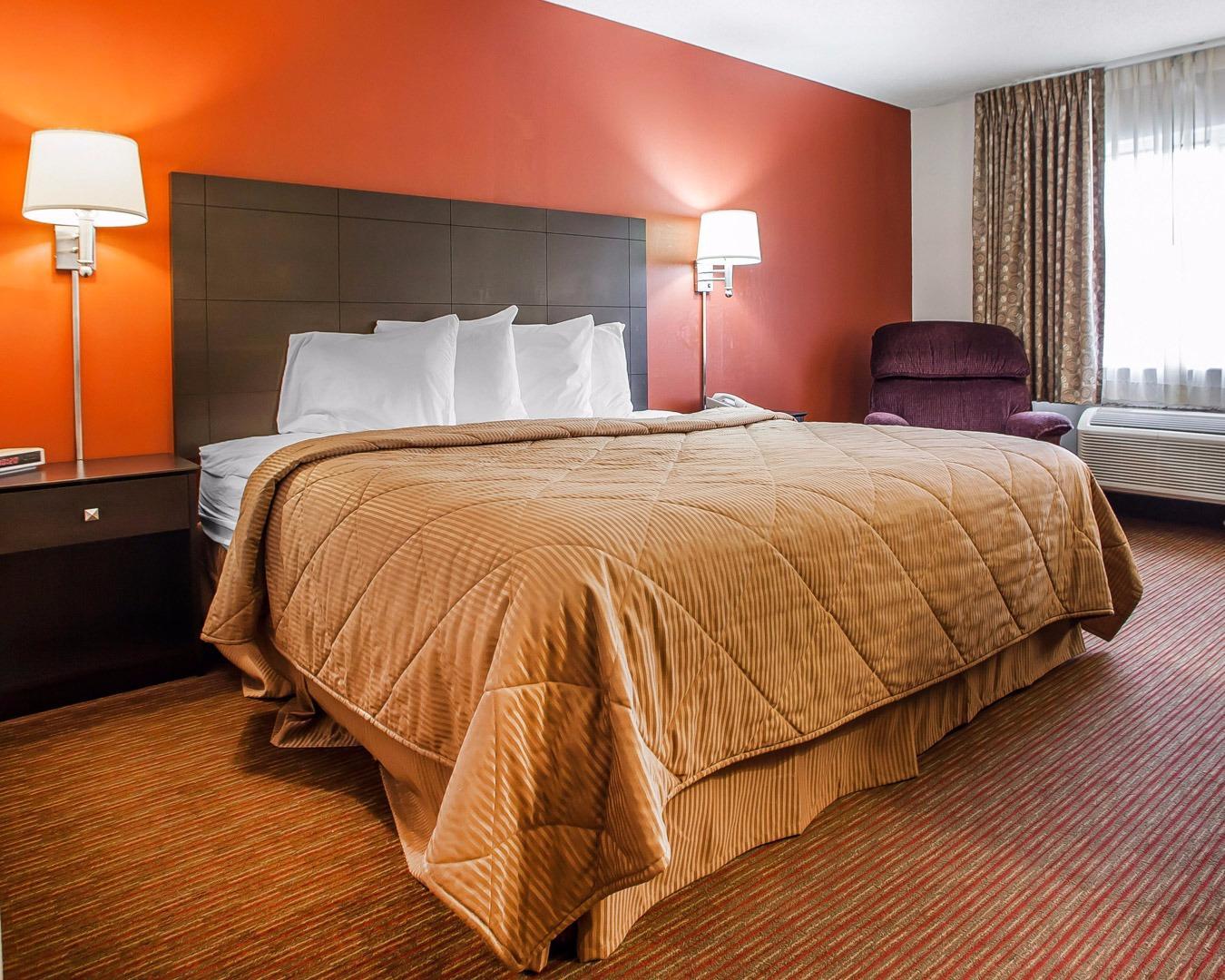 Quality Inn & Suites, Mason City IA