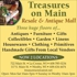 Treasure's On Main Resale & Antiques