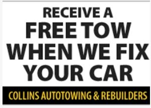Collins Collision Center Towing & Auto Sales, Mount Orab OH