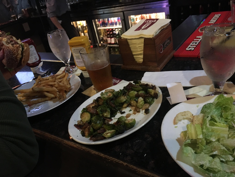 Crush Steakhouse, Ukiah CA