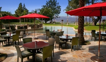 Red Restaurant & Bar at Pacific Palms, City Of Industry CA