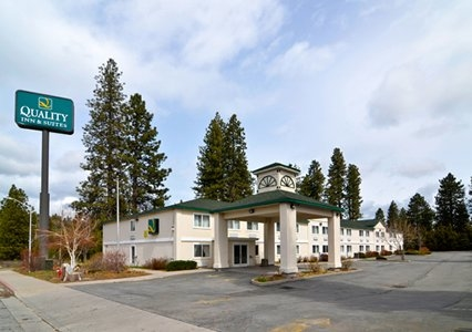 Quality Inn & Suites, Weed CA