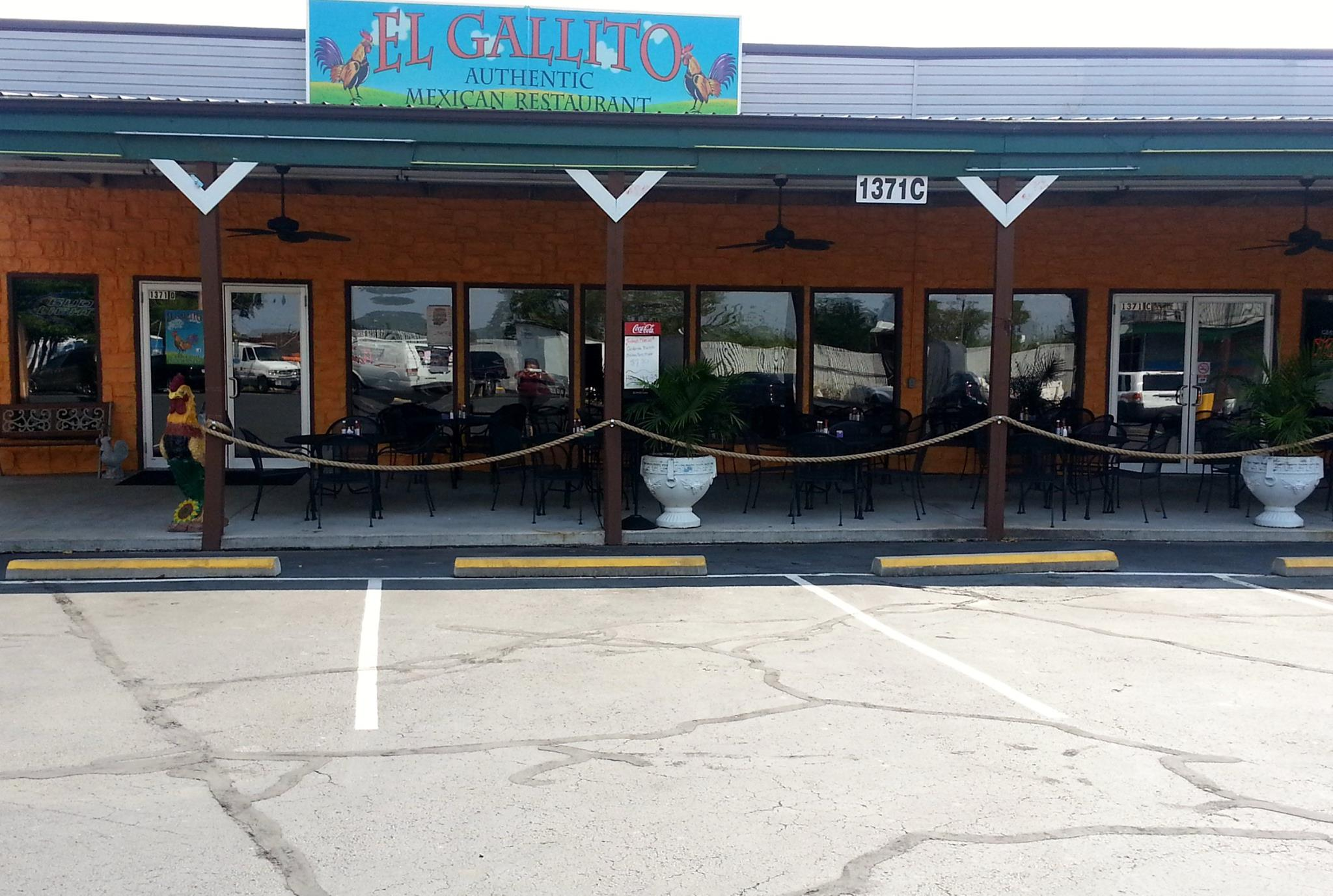 El Gallito Authentic Mexican Restaurant, Lake Ozark MO