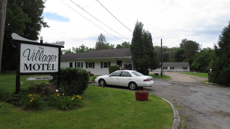 Villager Motel, Williamstown MA