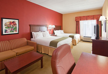 Holiday Inn Express & Suites TROY, Troy OH