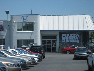 Piazza Honda of Reading, Reading PA