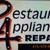 Restaurant Appliance Repair
