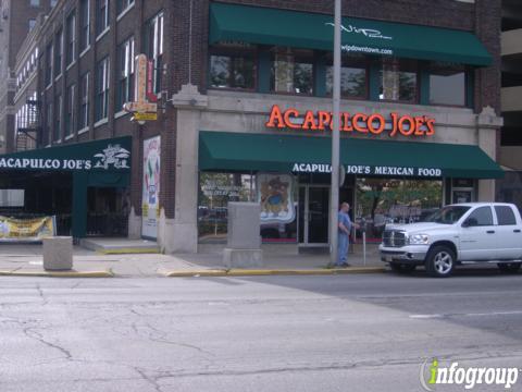 Acapulco Joe's Mexican Foods, Indianapolis IN