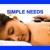 Houston Massage Therapists-SIMPLE NEEDS