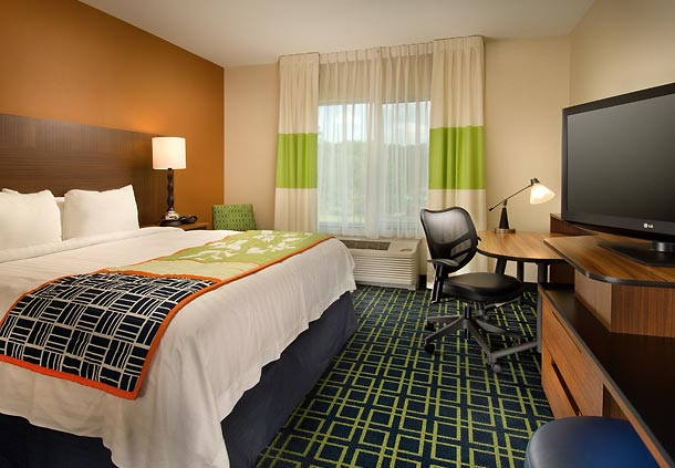 Fairfield Inn & Suites Baltimore BWI Airport, Linthicum Heights MD