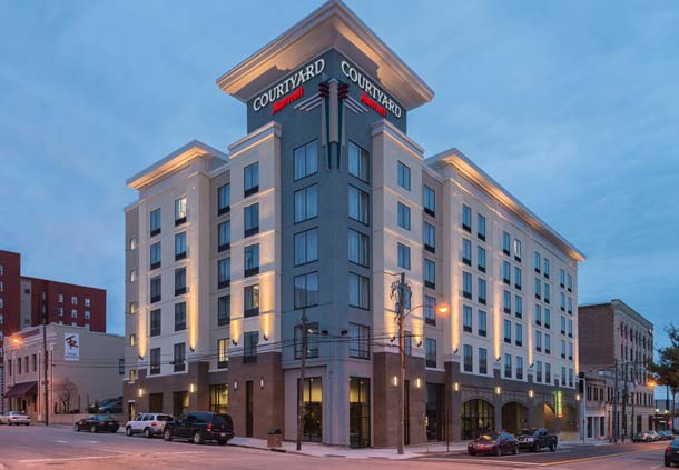 Courtyard By Marriott Wilmington Downtown/Historic District, Wilmington NC