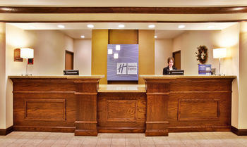 Holiday Inn Express & Suites JACKSONVILLE, Jacksonville IL