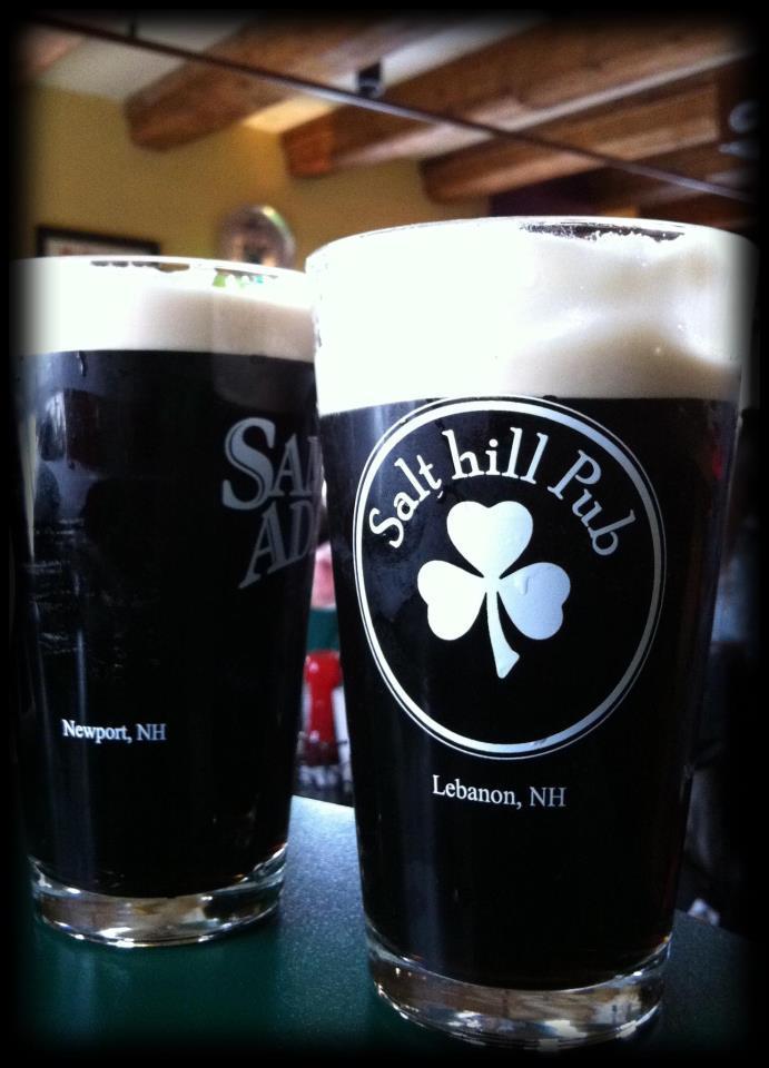 Salt Hill Pub, Newport NH