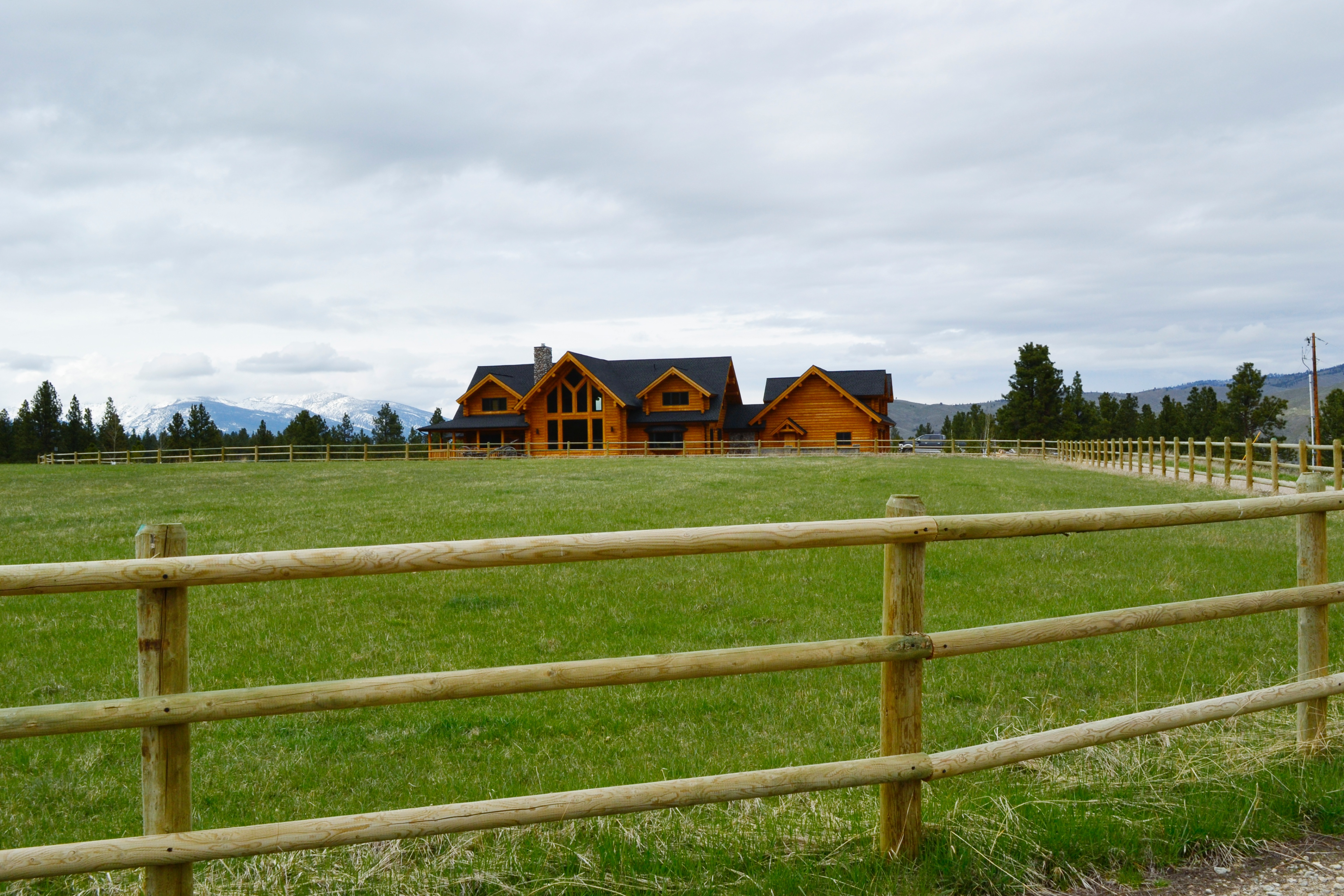 Bitterroot River Ranch, Darby MT