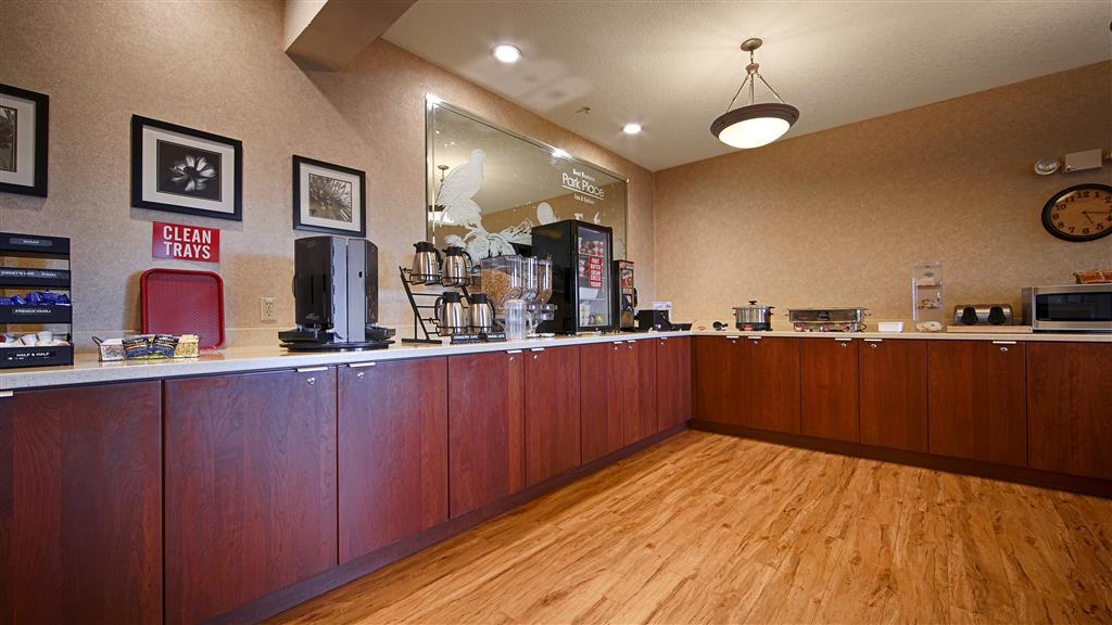 Best Western Plus Park Place Inn & Suites, Chehalis WA