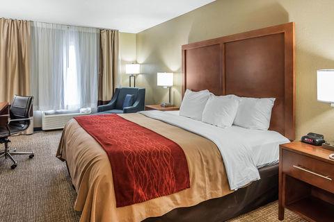 Comfort Inn & Suites, Pittsburg KS