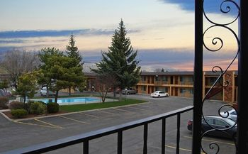 Cimarron Motor Inn, Klamath Falls OR