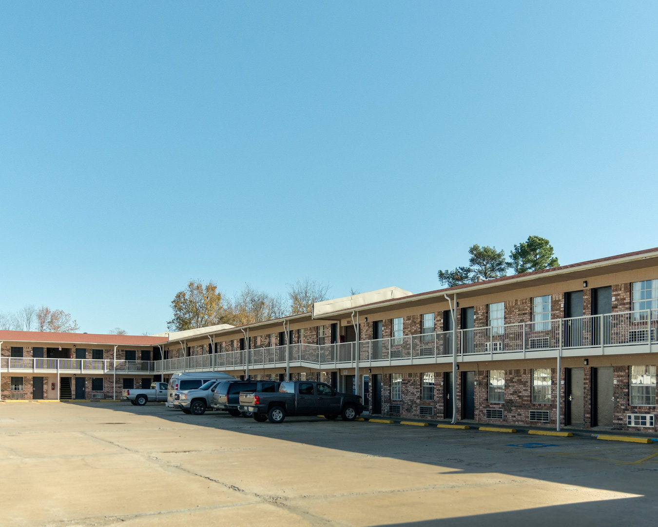 Econo Lodge, Russellville AR