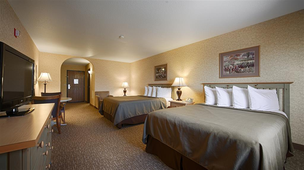 Best Western West Hills Inn, Chadron NE